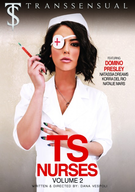 TS Nurses #02 Dvd Cover