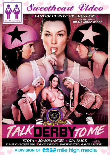 Talk Derby To Me Dvd Cover