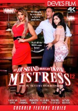 My Husband Brought Home his Mistress #12 Dvd Cover