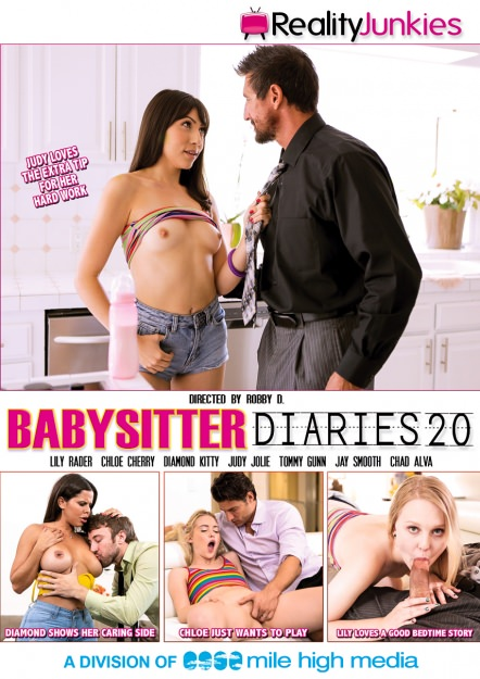 Babysitter Diaries #20 Dvd Cover