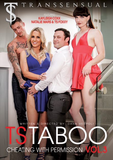 TS Taboo #03: Cheating with Permission