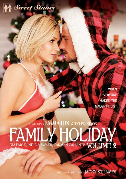 Family Holiday #02 Dvd Cover