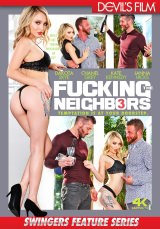 Fucking The Neighbors #03 Dvd Cover