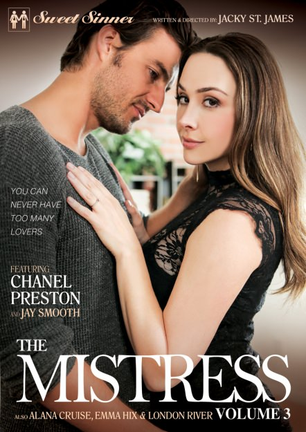 The Mistress #03 Dvd Cover