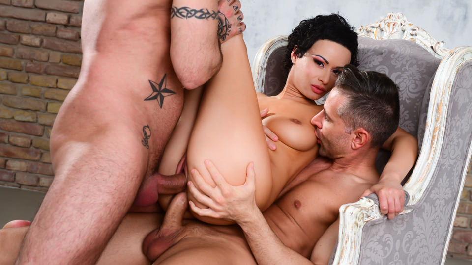 Download DpFanatics - Stacy's First Ever DP