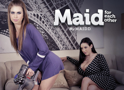Maid For Each Other: My M.A.I.D.D.
