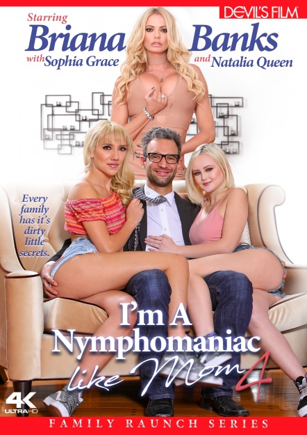I'm A Nymphomaniac Like Mom #04 Dvd Cover