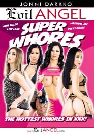 Super Whores DVD Cover