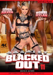 Blacked Out #11 DVD Cover