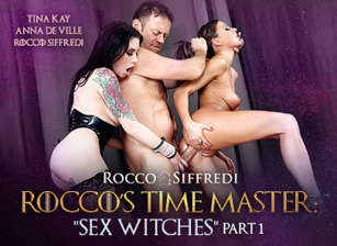 Rocco's Time Master Sex Witches Sc.1