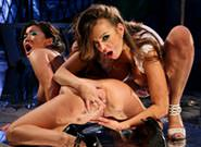 London Keyes And Nika Noir, Scene #1