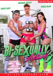 Bi-Sexually Active #03 DVD Cover