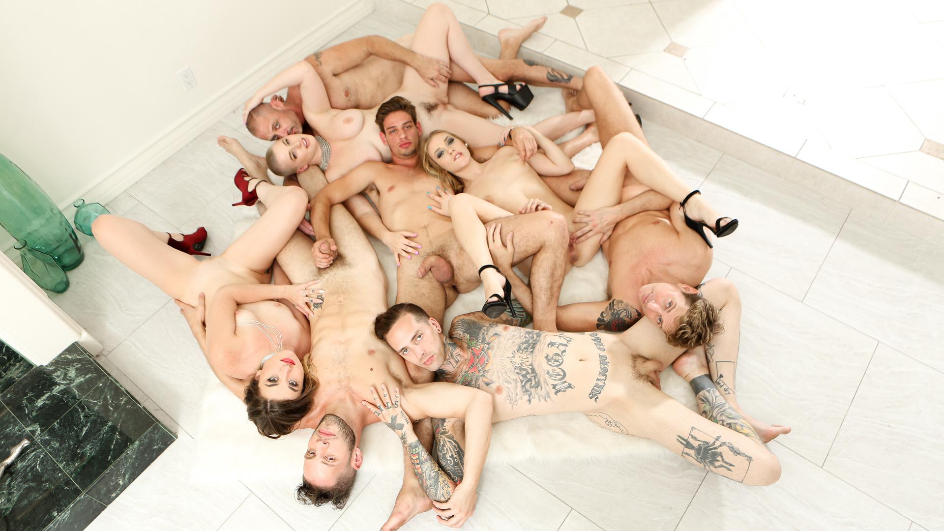 Group Bi In, Scene #01