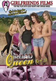 Road Queen #21 Dvd Cover