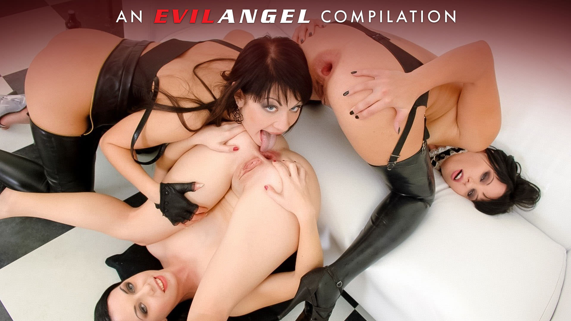 Gape Lovers Compilation - Jay Sin, Scene #01