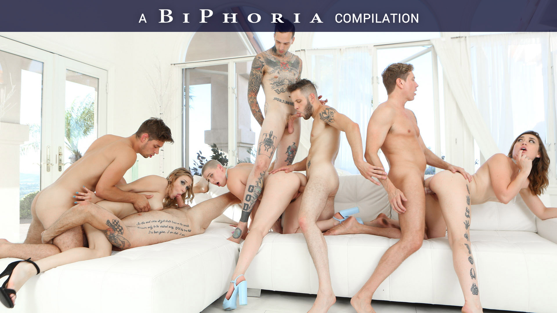 BiPhoria Top 10 Compilation, Scene #01