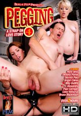 Pegging - A Strap On Love Story #04 Dvd Cover