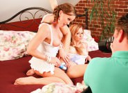 Playing With Stacy Silver and Her Favorite Dildo, Scene #2