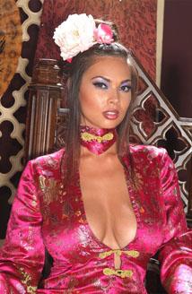 Tera Pretty In Pink Silk Picture