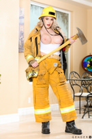 I Love a Trans in Uniform - Scene 1 picture 12