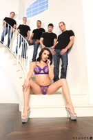 TS Gangbang Auditions - Scene 1 picture 38