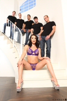 TS Gangbang Auditions - Scene 1 picture 40