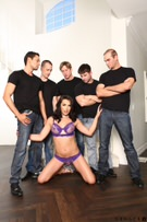 TS Gangbang Auditions - Scene 1 picture 44