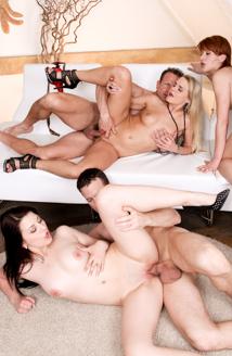 Swingers Orgies #06 Picture