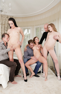 Swingers Orgies #08 Picture