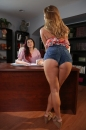 Lesbian Analingus #07 picture 8