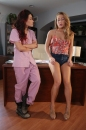 Lesbian Analingus #07 picture 14
