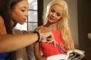 Lesbian Beauties #16 -- Interracial picture 6