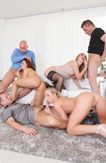 Swingers Orgies #12 Picture