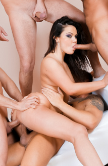 Best Of Gang Bang Encounters Picture