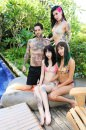 Fucking Young Whores On Vacation - Orgy picture 15